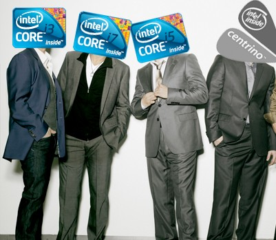 New laptop processors