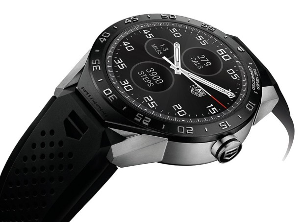 Tag Heuer connected 1
