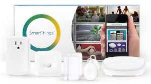 Devices of Samsung SmartThings