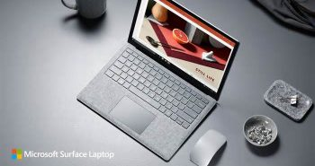 Image of Microsoft Surface Laptop